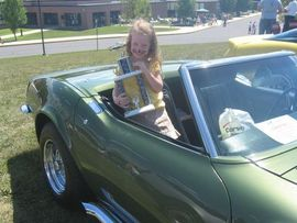 Corvettes for kids