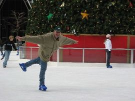 Ice Skating at PPG