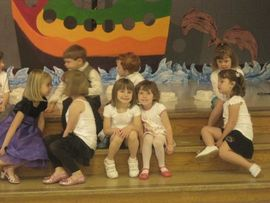 Caileigh's play at school