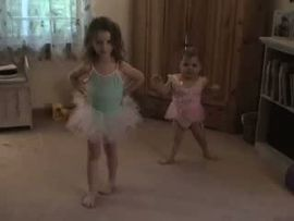 Ashley Dancing