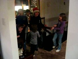 Cousins singing