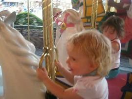 more carousel for Keira