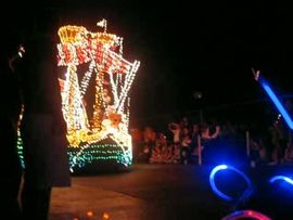 mickey''s electrical parade