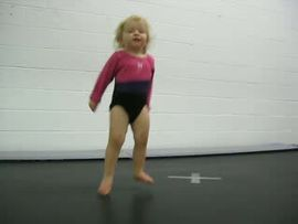 keira jumping.avi
